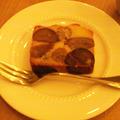 山田優おすすめ 天現寺カフェの栗たっぷり「栗のテリーヌ 天」試食
