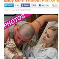 Facebookが大病を患う赤ん坊の写真を「不適切」と削除し、非難される