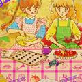 """80年代「なかよし」のクッキングレシピ集の""""カワイイ""""クオリティが超絶☆"""