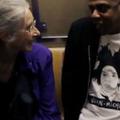 「あなた有名人なの?」地下鉄での老婦人とジェイ・Zの会話が話題に!