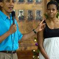 オバマ大統領夫妻、テレビ番組でのバレンタイン動画でラブラブをアピール