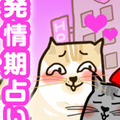 NEW☆【春はお盛んな時期 発情期占い】