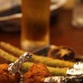 山盛りポテトにビールはピッチャー! 忘年会カロリーをチャラにしたい!