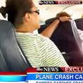 乗客が撮影した、飛行機墜落事故の瞬間映像! 死の瞬間人は何を思うのか?