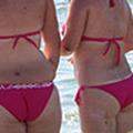 """腹の""""肉輪""""、太ももの脂肪が憎い! 春までにセルライトを消失させるためには?"""