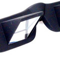 ぐうたらタイムの必需品! 仰向けのままでテレビが見られる「プリズム メガネ」プレゼント
