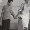 """ピーコ、35歳イケメンと""""熱愛写真""""の素敵な姿に見る独身「老後」の幸せの形"""