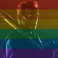 同性婚合法化に沸くアメリカで、シュワちゃんの写真と切り返しがカッコよすぎる!