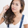 25歳小麦肌ギャルが「ヴィクシー系美女」に変身する正統派のヘアメイク術