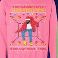 あの「ドレイクのくそダサいダンス」をデザインしたクリスマス・セーターがバカ売れ!
