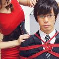 スーツ男子に密着緊縛してわかった「縄はコミュニケーションツール」/美しき緊縛師・芙羽忍に学ぶ『緊縛男子』