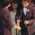 『夜会』でのあいさつに、オーラス公演を見学……KAT-TUNを見守る櫻井翔にファンも感動