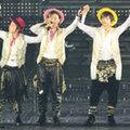 "Hey!Say!JUMP&Kis-My-Ft2、『うたの夏まつり』""仲良しシーン""に「ヤラセ」指摘相次"
