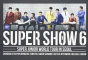 『Super Junior - World Tour in Seoul 'Super Show 6' (2DVD   フォトブック) (韓国盤)』
