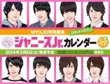 『2014.4→2015.3 ジャニーズJr.カレンダー ([カレンダー])』