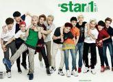 『@star1 6月号 表紙 EXO (韓国雑誌)』