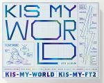 KIS-MY-WORLD(初回生産限定盤A)(CD2枚 DVD)(LIVE CD盤)