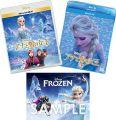 『【Amazon.co.jp限定】アナと雪の女王 MovieNEX プラス 3D[ブルーレイ3D ブルーレイ DVD デジタルコピー(クラウド対応) MovieNEXワールド] (オリジナル絵柄着せ替えアートカード付)』