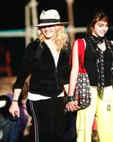 マドンナの愛娘・ルルド、ファッションデザイナーとしてブログデビュー