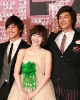 ついに韓国版『花より男子』が登場! フレッシュな