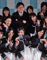 AKB48ばかりで飽きてしまったんですが、どうにかなりませんか?
