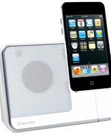 iPod/iPhone用ポータブルスピーカー「i-Swing」【1名様】