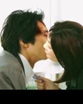 こんなキスに憧れてた...... 思いのままにイケメンとキスできる夢の場所