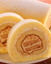楽天市場スイーツ部門1位のロールケーキ「千葉ロール」をプレゼント♪
