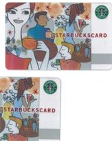 スターバックスのコーヒーで一息! 何度も使えるプリペイドカードをプレゼント