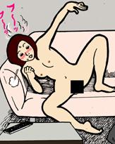 ヤリたくてたまらない主婦が、着物で習得した「夫エレクトMAX」の秘技