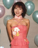 釈由美子、過去の姿を写す