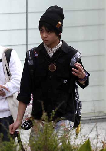 「髙橋海人 私服」の画像検索結果