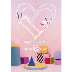Hey! Say! JUMP/Hey! Say! JUMP LIVE TOUR SENSE or LOVE <通常盤 DVD>