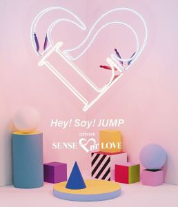 Hey! Say! JUMP LIVE TOUR SENSE or LOVE(通常盤 Blu-ray)(オリジナルフライヤー付き)【Blu-ray】