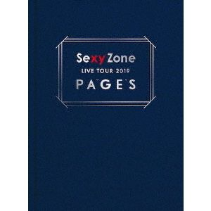 Sexy Zone/Sexy Zone LIVE TOUR 2019 PAGES(初回限定盤Blu-ray)(Blu?ray Disc)