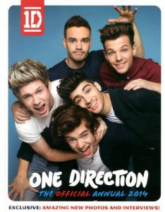 ONE DIRECTION THE OFFICIAL ANNUAL(2014)