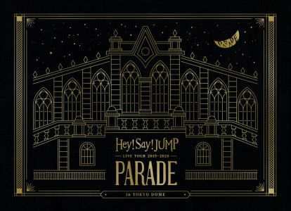 Hey! Say! JUMP LIVE TOUR 2019-2020 PARADE(初回限定盤 DVD)