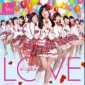 『LOVE‐arigatou‐ 通常盤Type‐A【CD DVD】【トレーディングカード ハイタッチ参加券特典付き】』