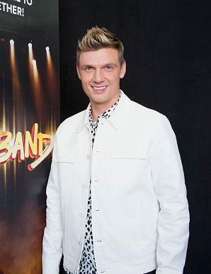 BOY BAND - Break Up Week!  The remaining 11 boy band hopefuls pull at the heartstrings as they take on iconic break up songs. We follow three new bands as they learn new songs, new harmonies and continue to build new bonds with their bandmates. Each of the bands will perform, live, before architects Emma Bunton, Nick Carter and Timbaland. They will critique their performances and select one vocalist from each band who is up for elimination. Audiences at home will then vote, live, and decide who will stay and who will go, on Boy Band, airing on THURSDAY, AUGUST 3 (8:00-9:00 p.m. EDT), on The ABC Television Network. (Eric McCandless via Getty Images) NICK CARTER