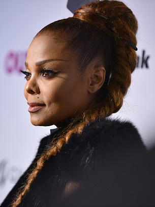 NEW YORK, NY - NOVEMBER 09:  Music Icon Award honoree Janet Jackson attends OUT Magazine #OUT100 Event presented by Lexus at the the Altman Building on November 9, 2017 in New York City.  (Photo by Bryan Bedder/Getty Images for OUT Magazine)