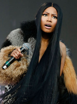 NEW YORK, NY - SEPTEMBER 16:  Nicki Minaj performs onstage during Day 2 at The Meadows Music & Arts Festival at Citi Field on September 16, 2017 in New York City.  (Photo by Taylor Hill/Getty Images for The Meadows Music & Arts Festival)